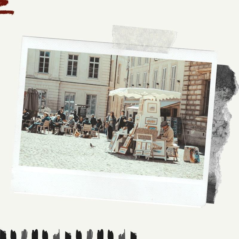Oferta del festival - Avignon Grand hotel
