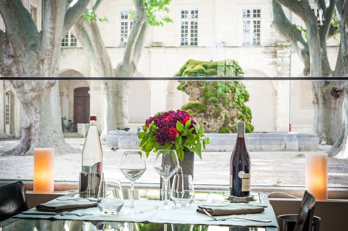 Saint louis Restaurant - Avignon Grand Hotel