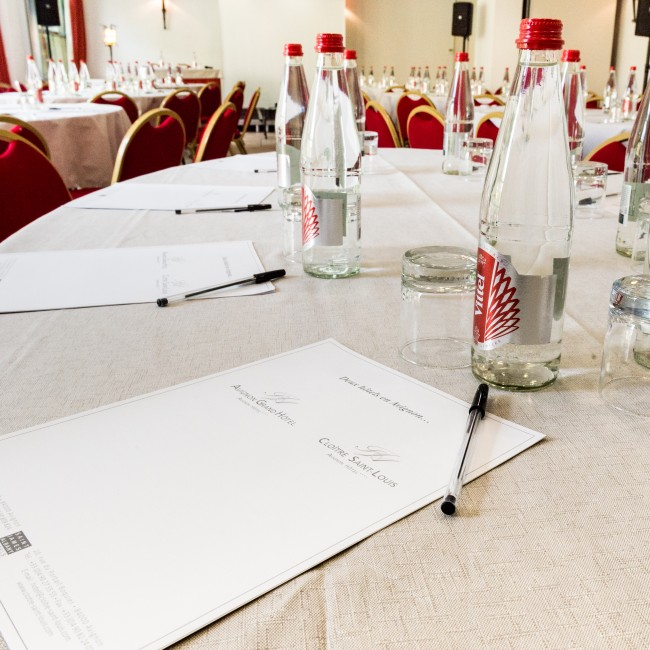 Seminars and events -  Avignon Grand Hotel