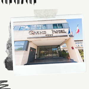 Offre Long Stay - The grand Hotel  Avignon