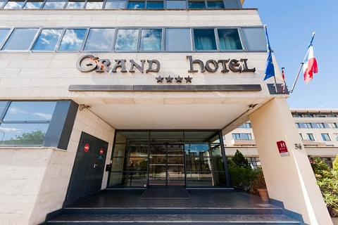 The Grand Hotel Avignon - Official Site guaranteed best