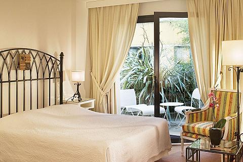 Chambre superieur Avignon Grand Hotel 2
