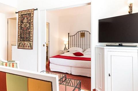 Chambre Supérieure - Avignon Grand Hotel
