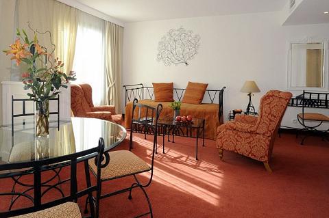 Suite familiar 2 habitaciones - Hotel familiar Aviñón centro estación