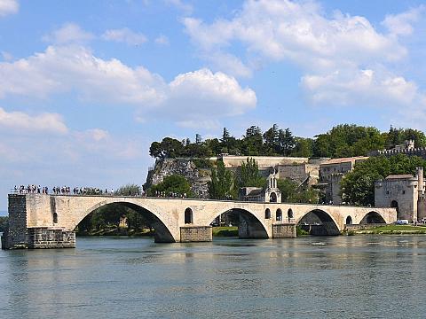 Avignon Grand Hotel -  Pont de Saint Bénézet